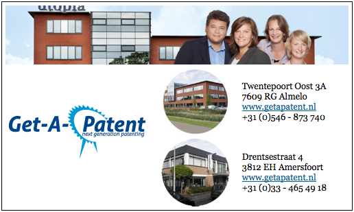 Get-A-Patent | Next generation patenting